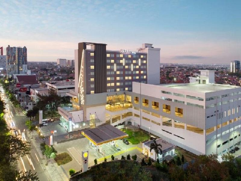 Konsep Baru dari HARRIS Hotel & Conventions di Surabaya